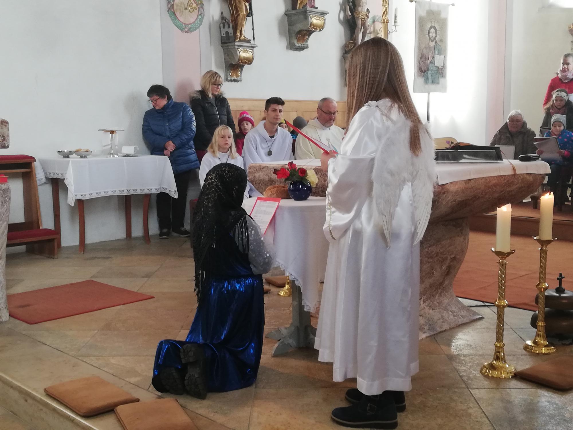 2019 aktuelles familien gottesdienst 8 dezember kirchberg 2