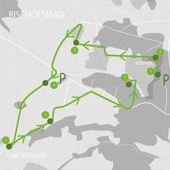 2019-bischofsmais-besinnungsweg-karte