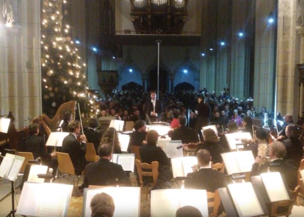 Pfarrei Orgel
