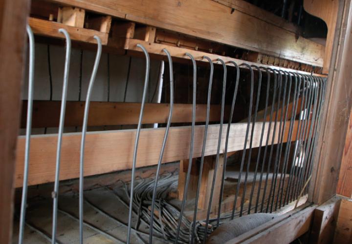 Halbmeile orgel 1