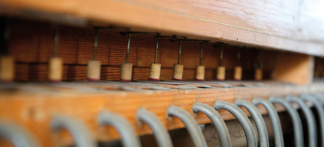 Halbmeile orgel 2