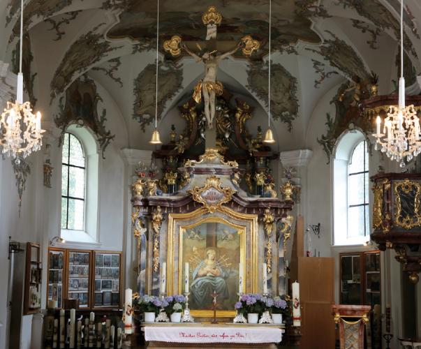 Halbmeile orgel 6