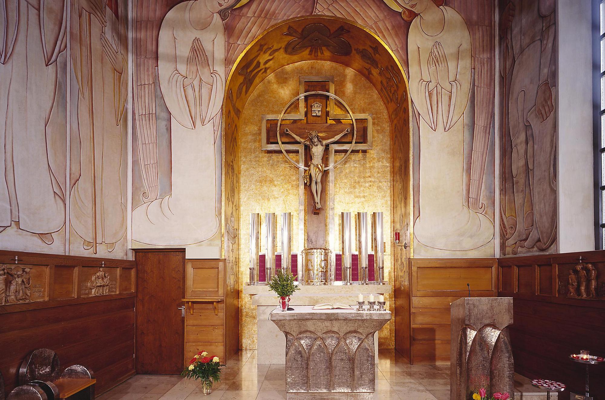 Altar Kapelle Klinikum