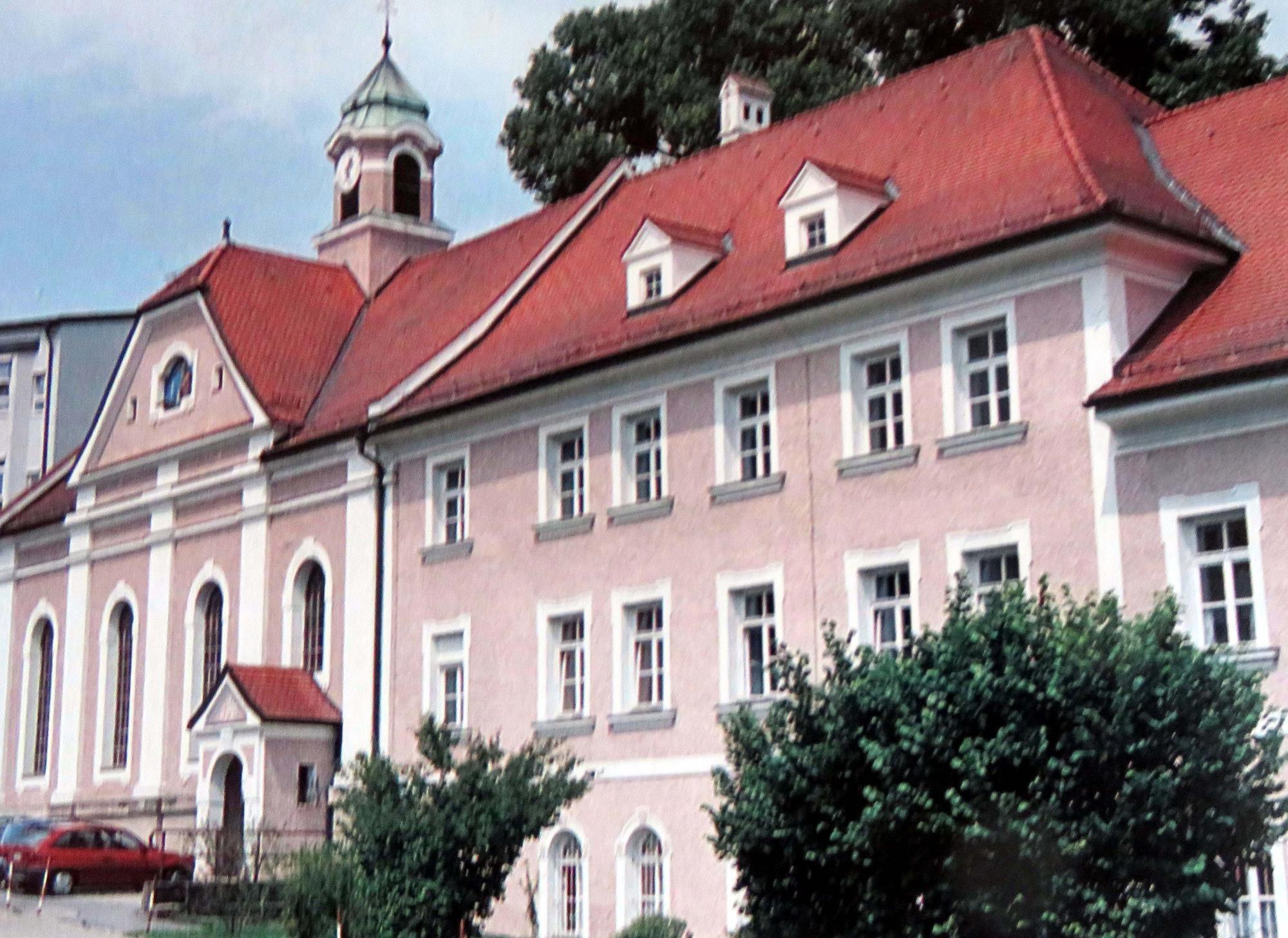 Aussenansicht Maierhofspital