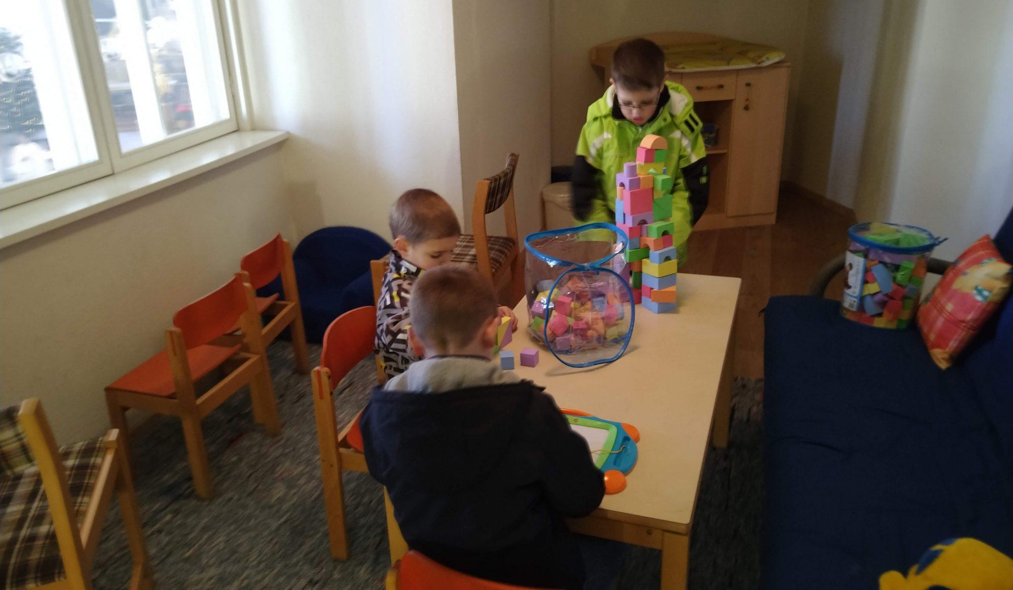 Kinderraum St. Anton