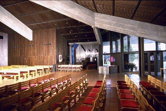 Orgel Und Sakristei