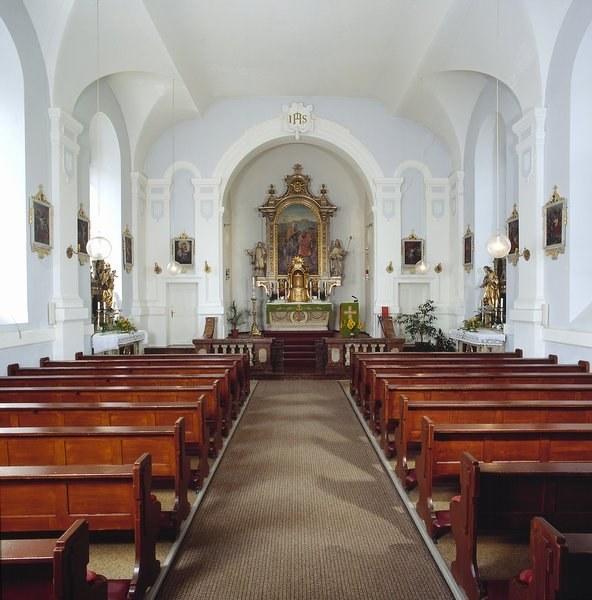 Spitalkirche St. Joseph Maierhof