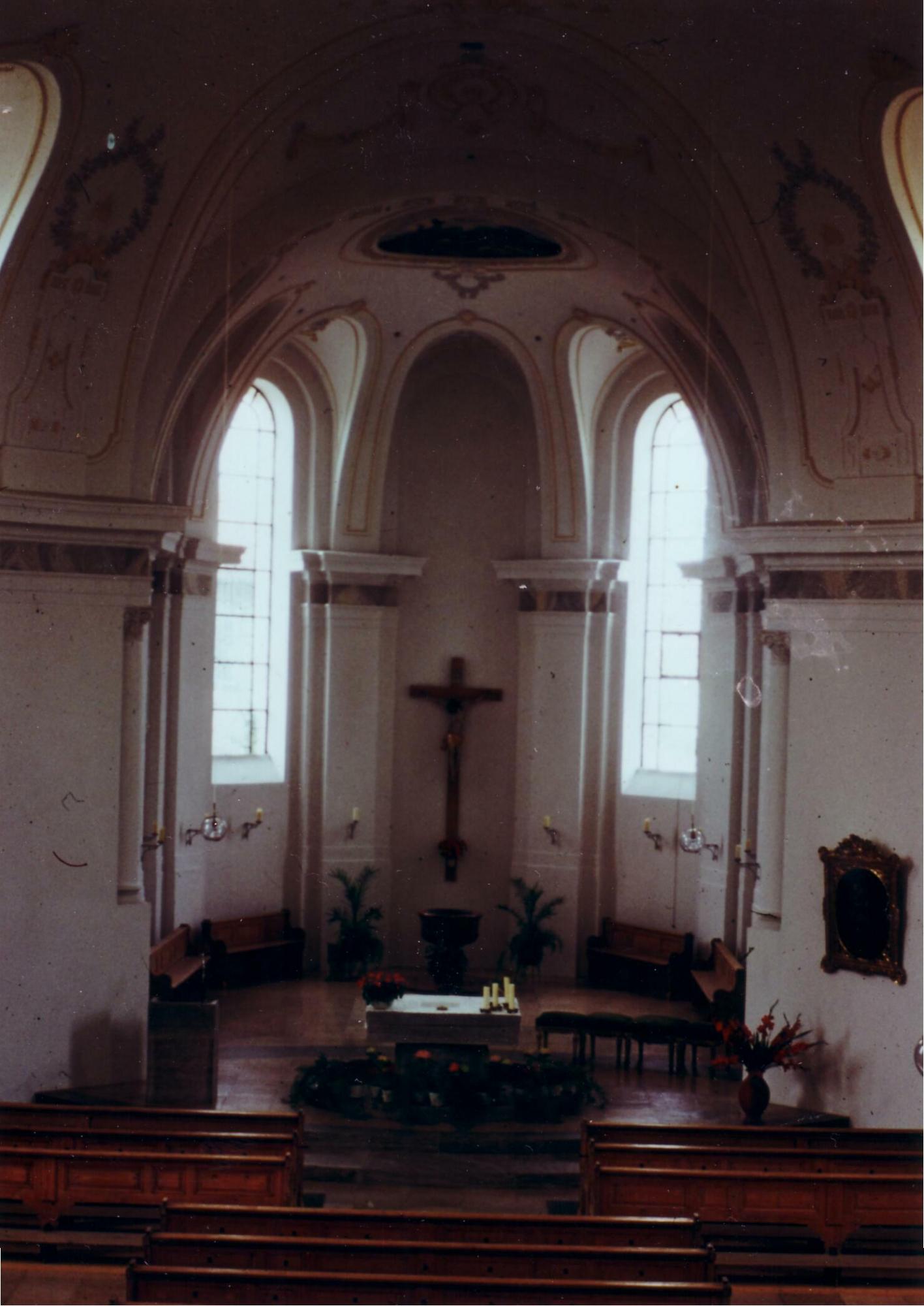 St. Anton um 1970
