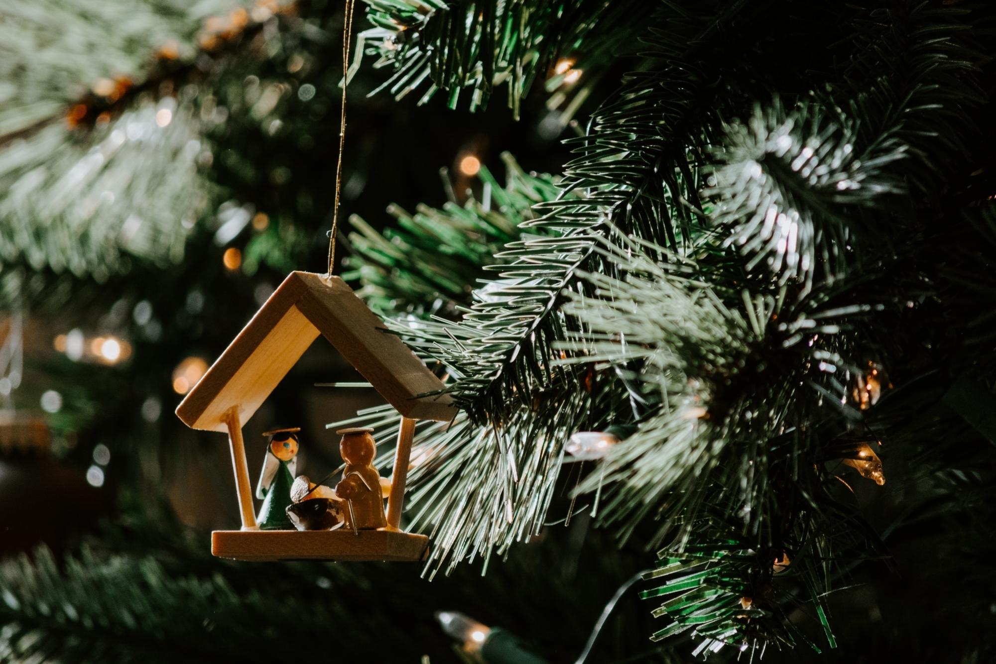 Weihnachten Krippe kelly sikkema 57 H5y498 Yk unsplash