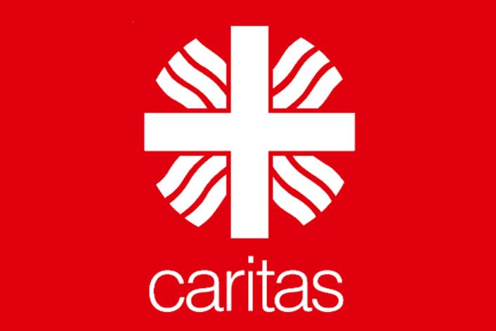 Caritas logo quer passend