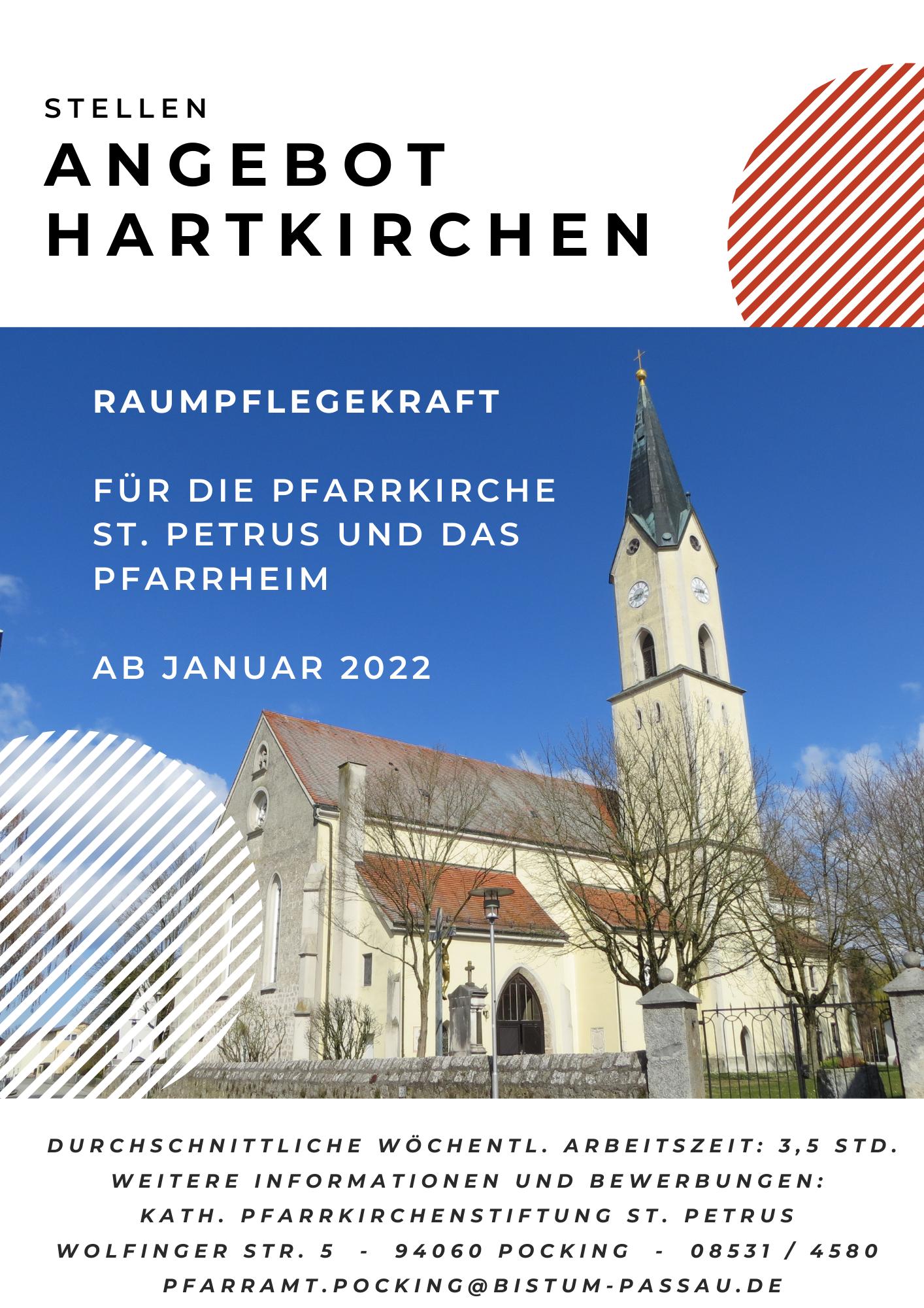 Hartkirchen Reinigungskraft