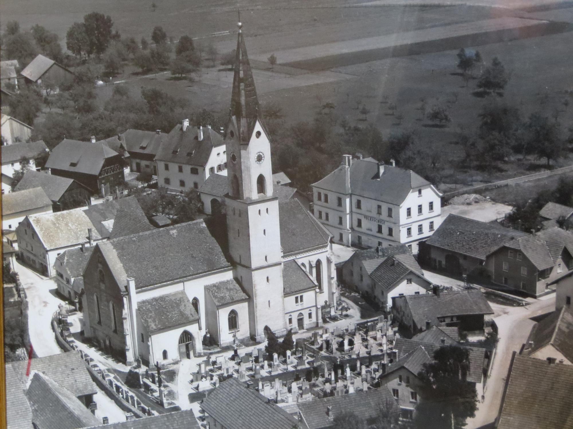 Hartkirchen ca 1950