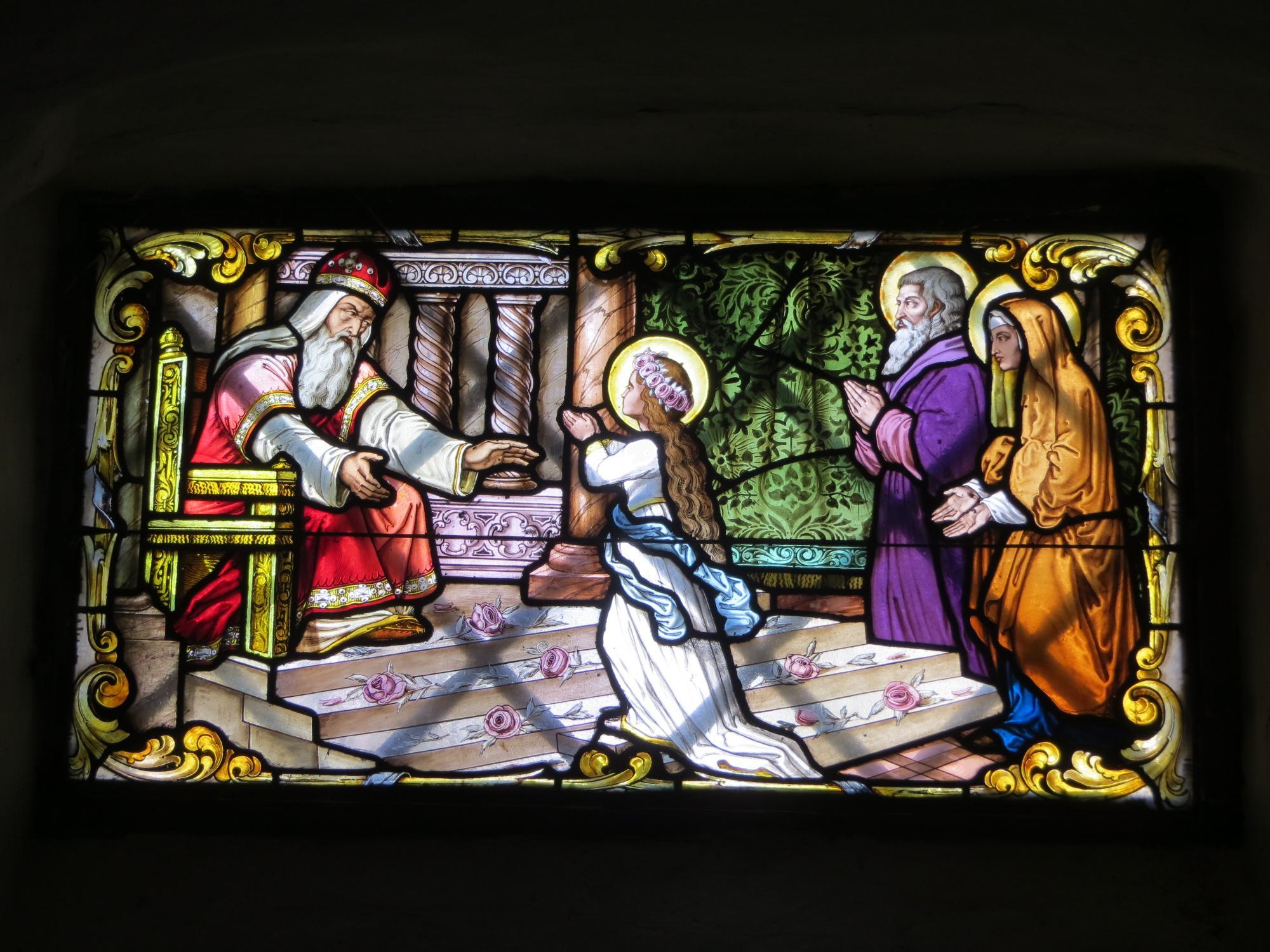 Mariä Opferung Schönburg