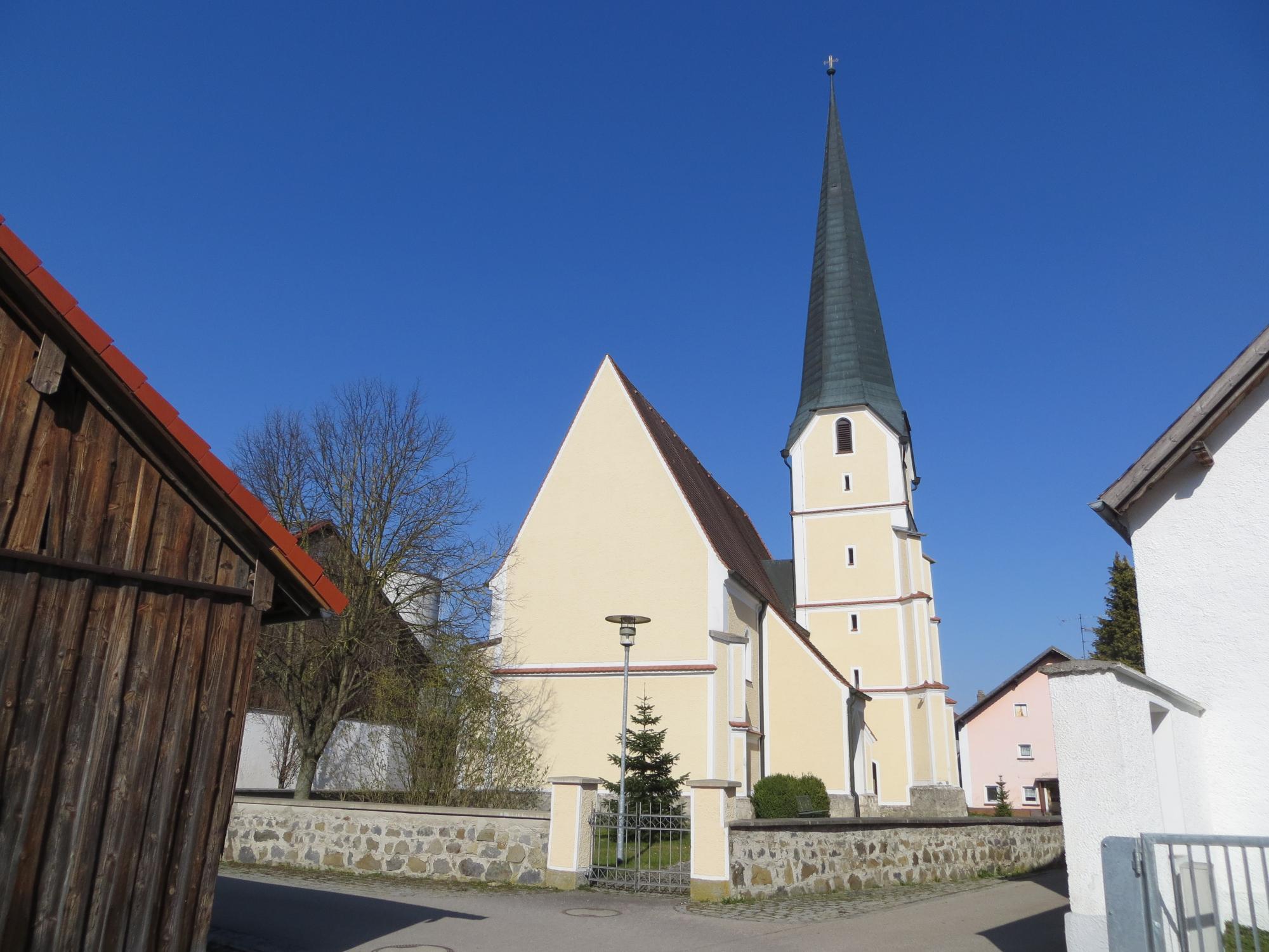 Oberindling St Florian
