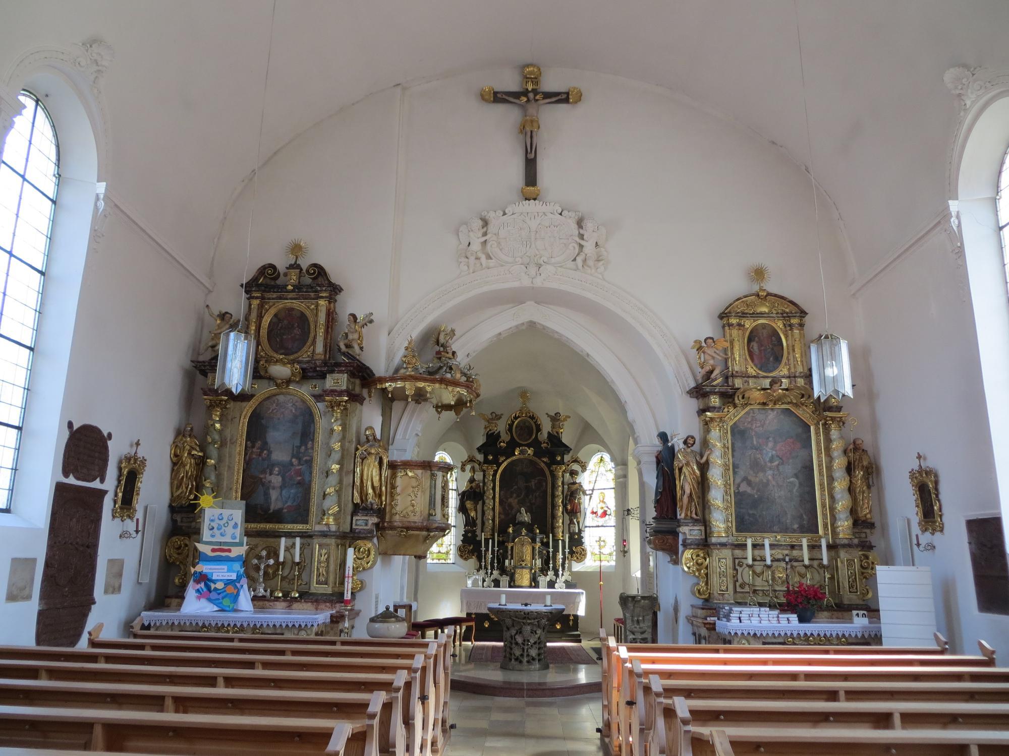 Pfarrkirche St Laurentius