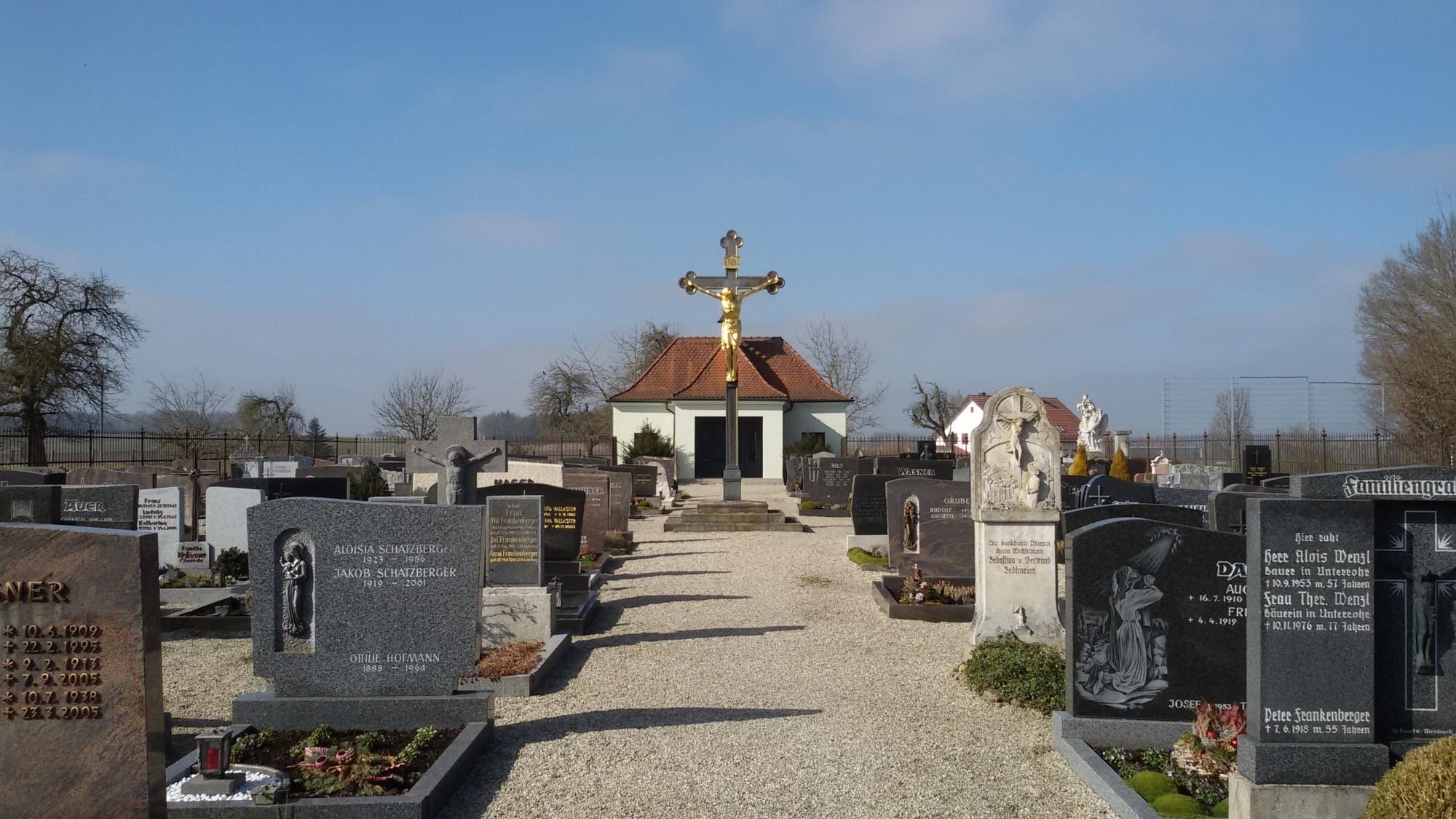 Schönburg Friedhof