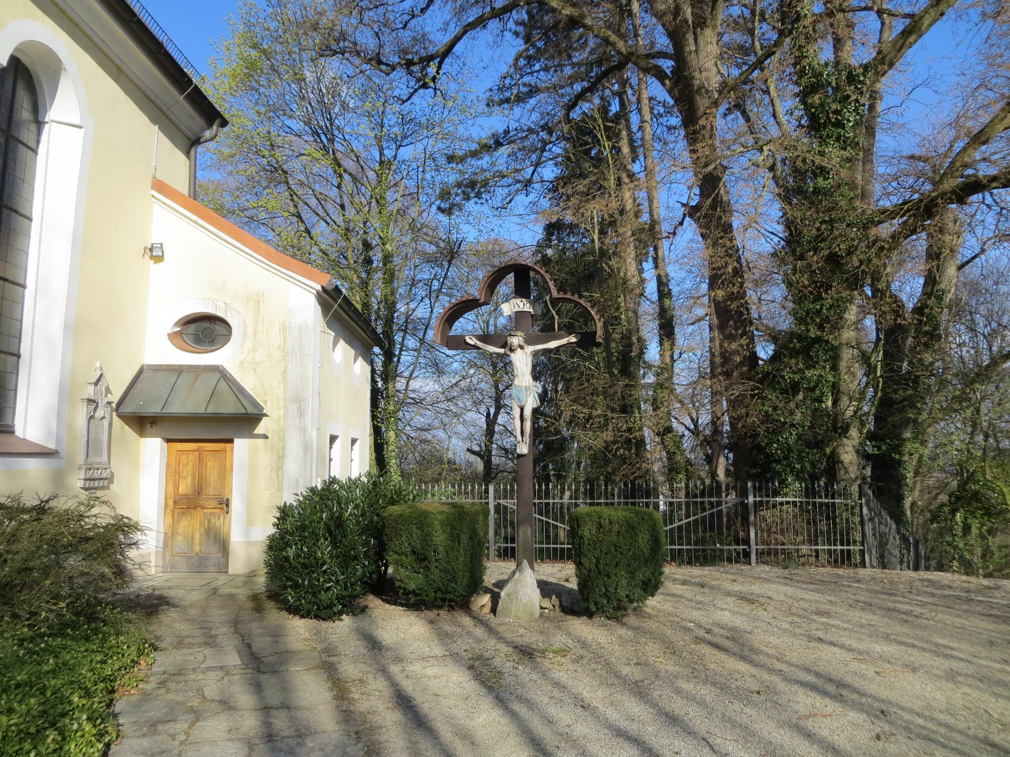 Schönburg Missionskreuz