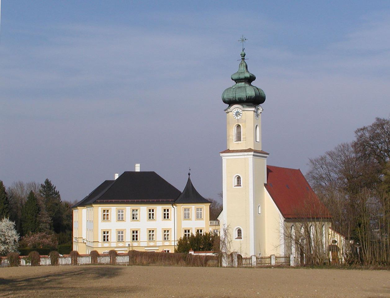 Schönburg Pfarrkirche 2
