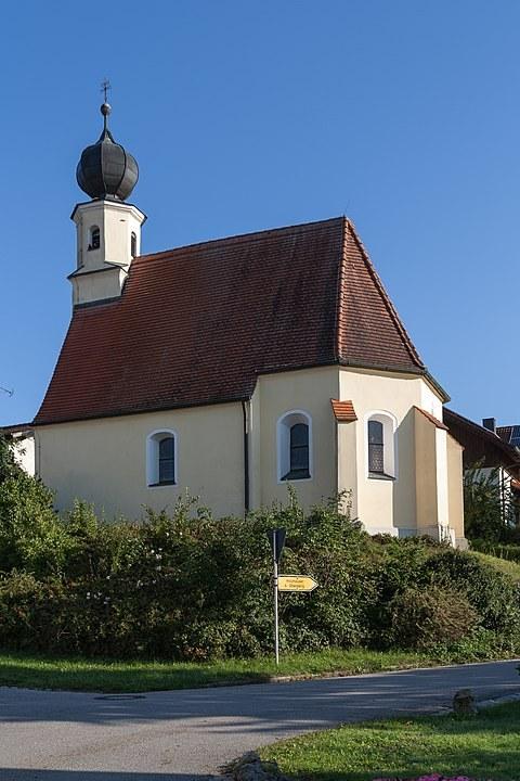 Kirche Ottenberg 2