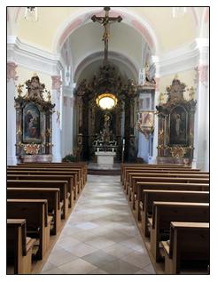 Marienkirche innen