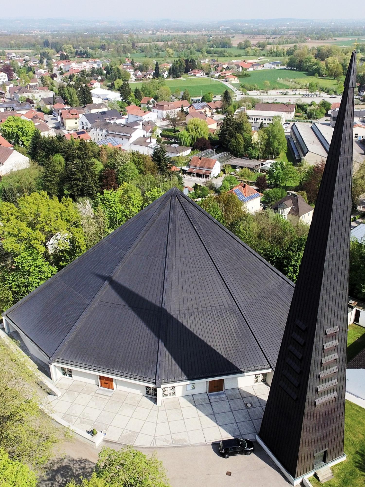 Ruhstorf Pfarrkirche