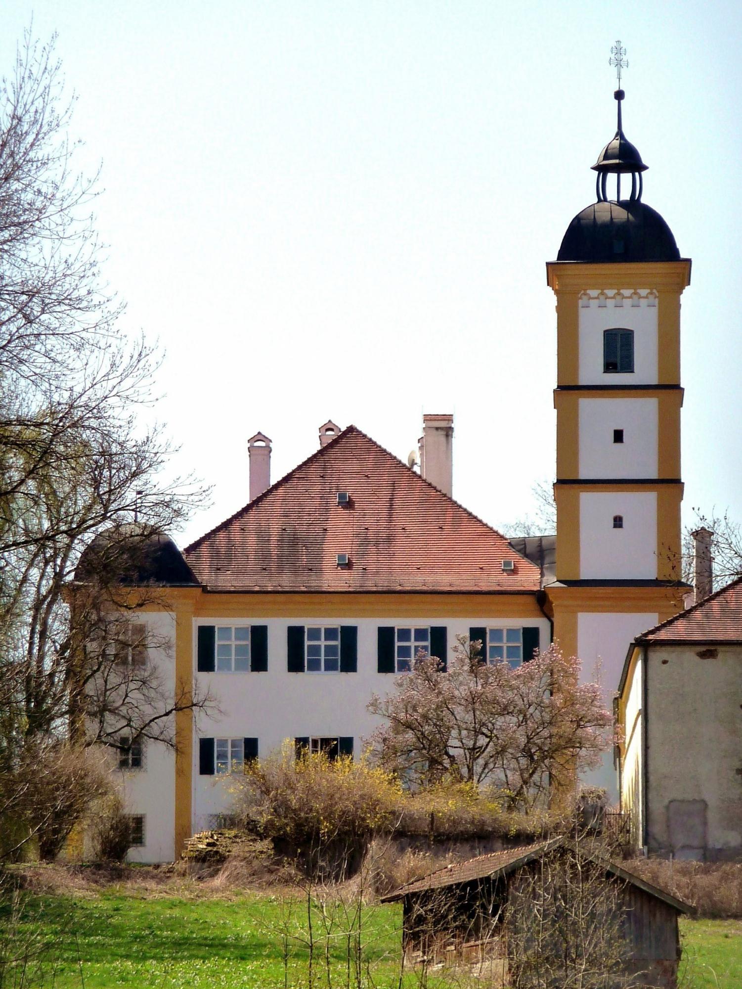 Schloss Kleeberg 2