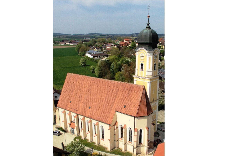 Tettenweis Pfarrkirche