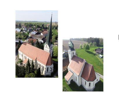 Zwei Kirchen Sulzbach
