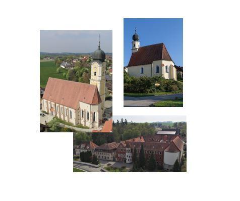 Drei Kirchen Tettenweis
