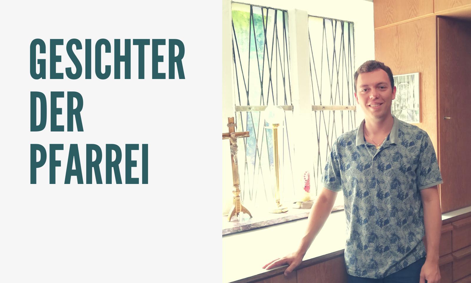 2019 09 Gesichter der Pfarrei Entholzner