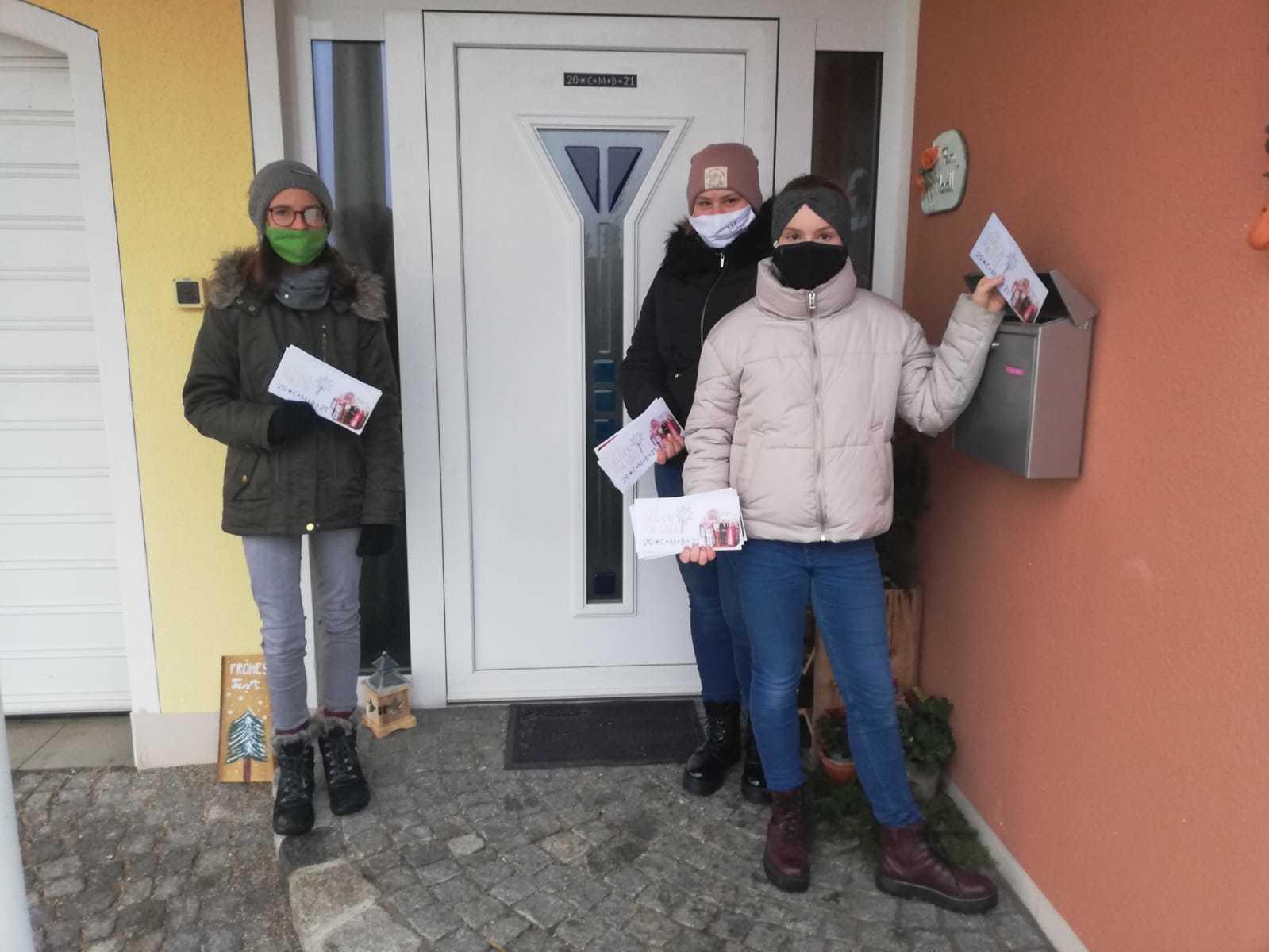 Sternsinger Aktion 2021 Wittibreut