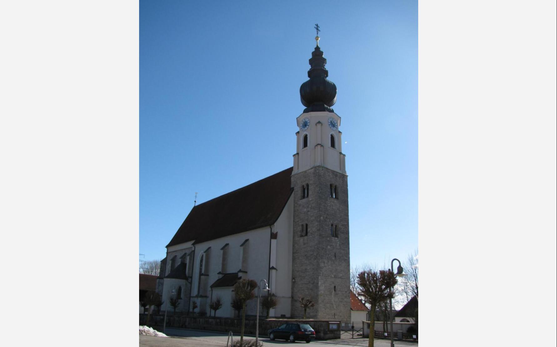 Erlach Kirche aussen entryimage