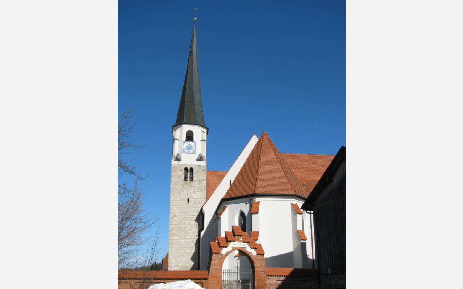 Kirchberg Kirche aussen entryimage