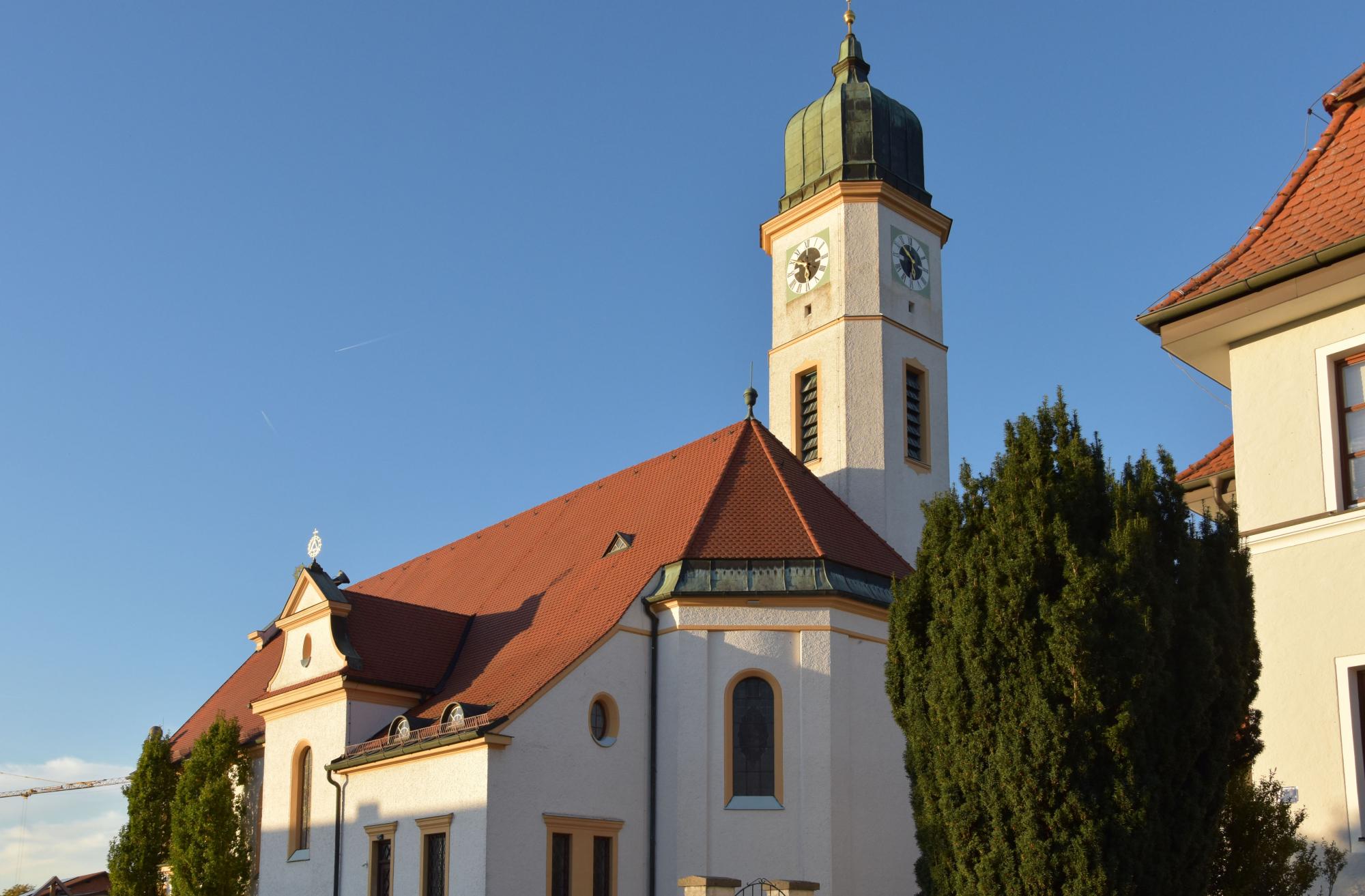 Ulbering Kirche außen