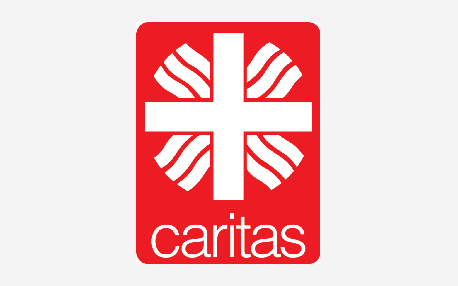 Caritas logo rot