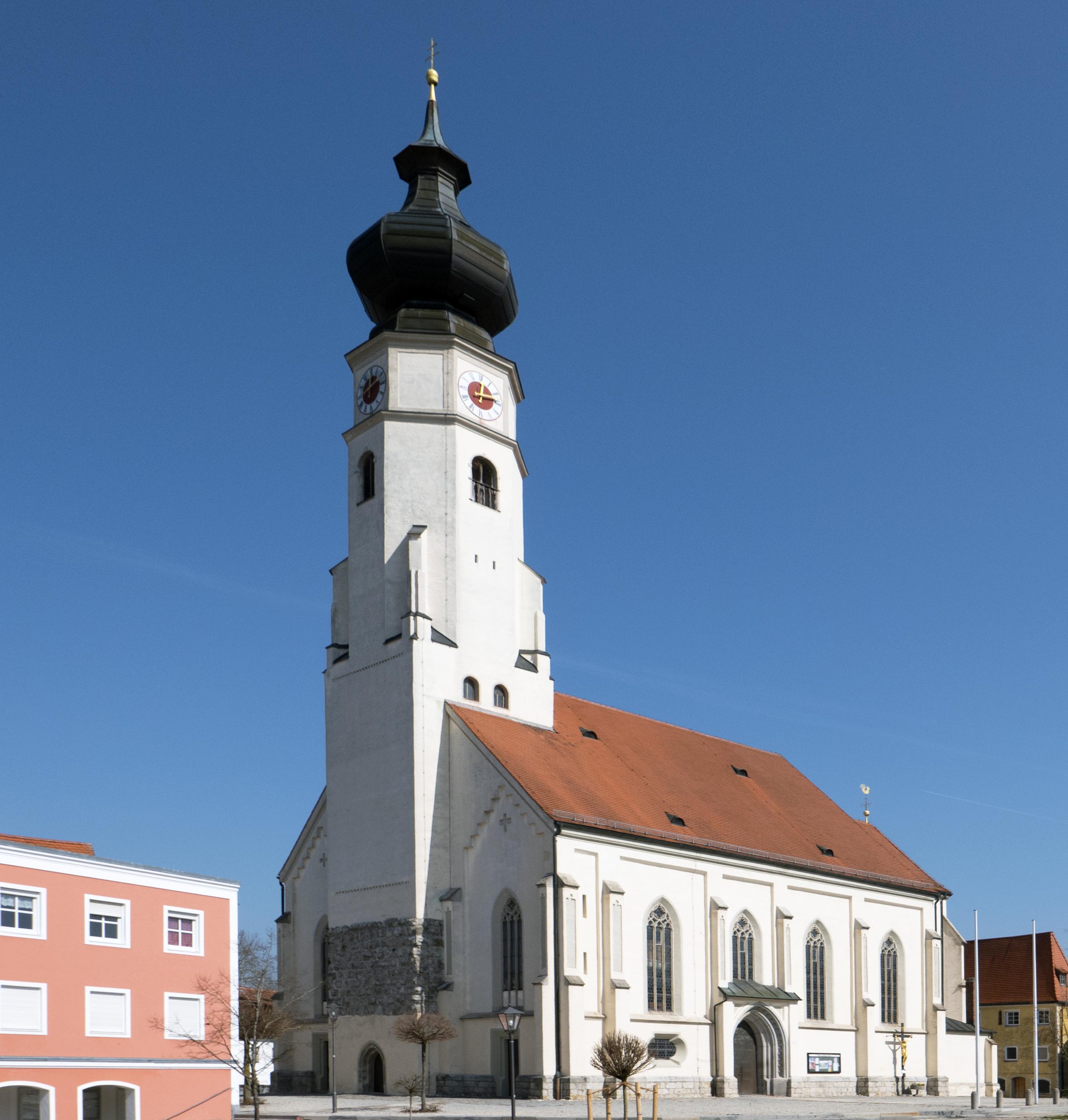 Kirche Triftern1