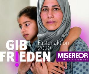 Fastenaktion 2020 banner 300x250