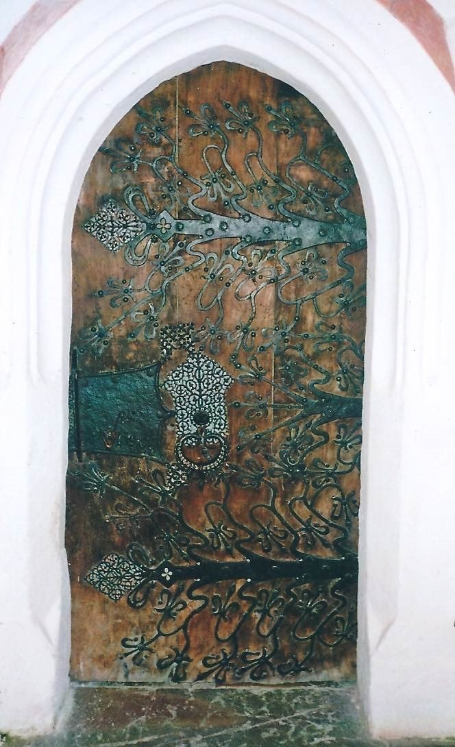 2019_Kirche-Schildthurn-Eingangstüre-Zankl
