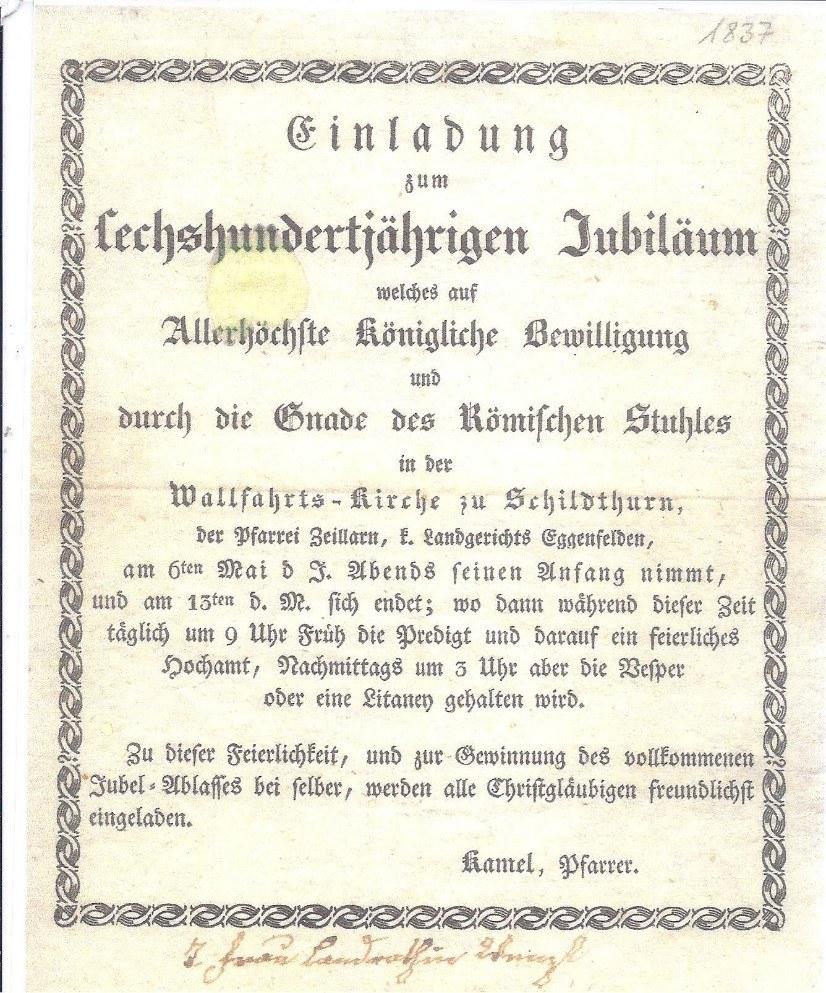 2019_Kirche-Schildthurn-Einladung