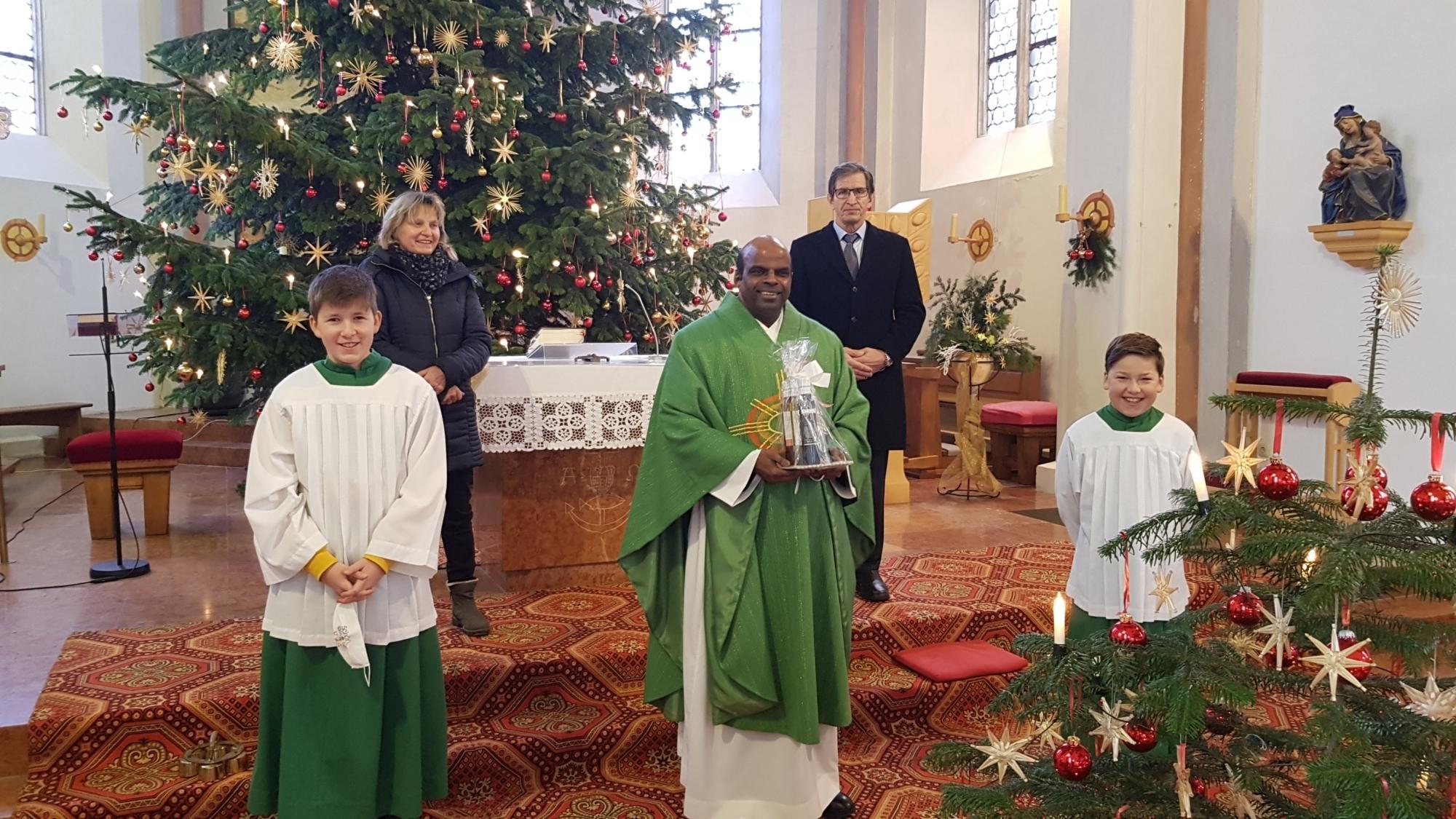 30 Priesterjubiläum Pfr Joseph