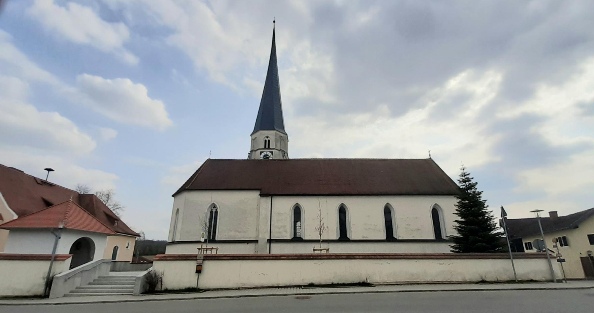 Pfarrei Rogglfing 1
