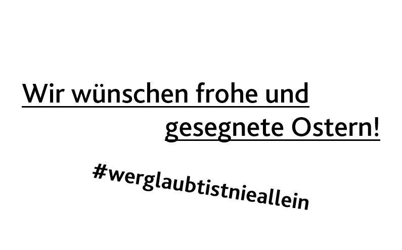 Symbolbild Ostergruß