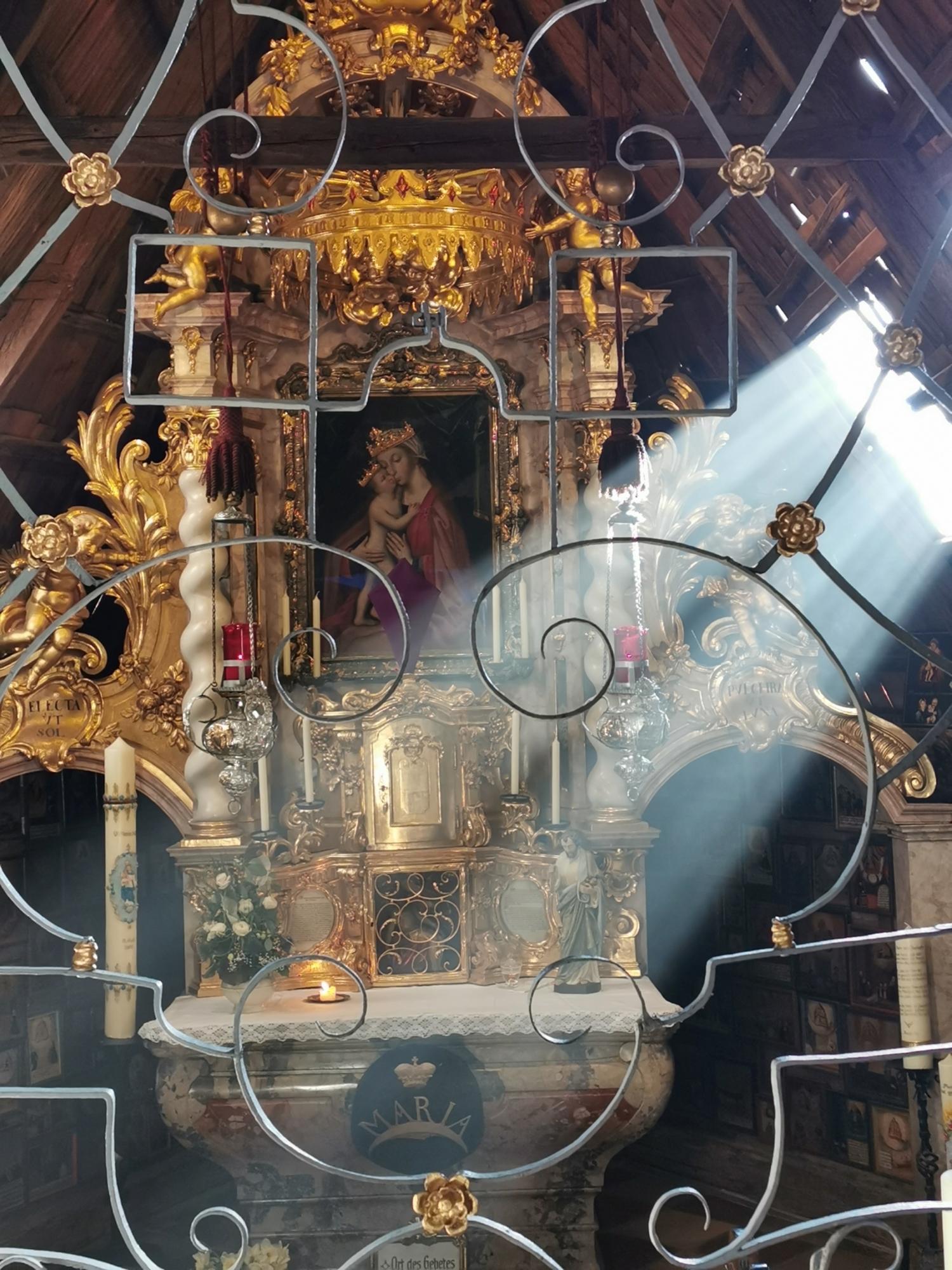 Sammarei Kapelle
