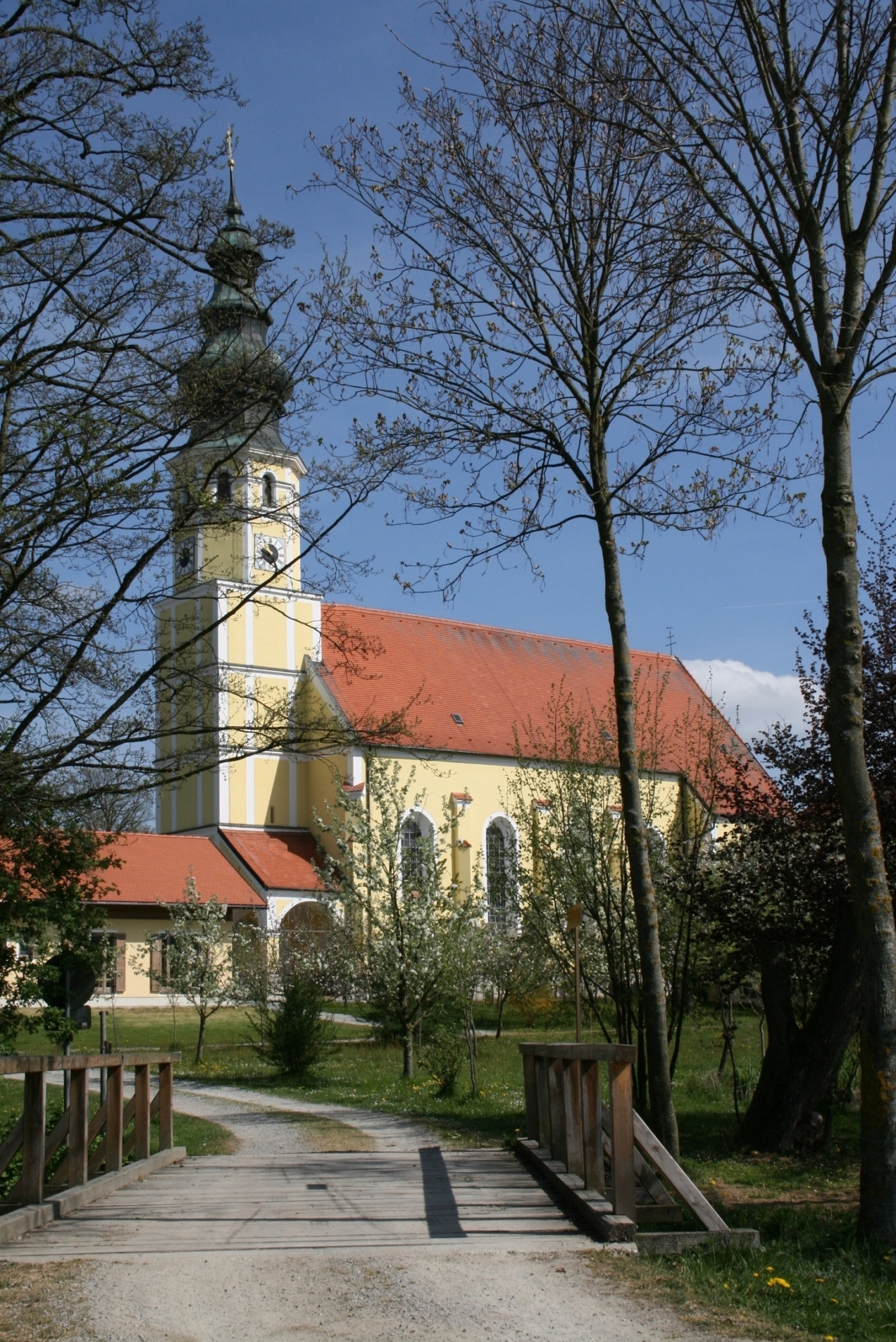 Wallfahrtskirche 2