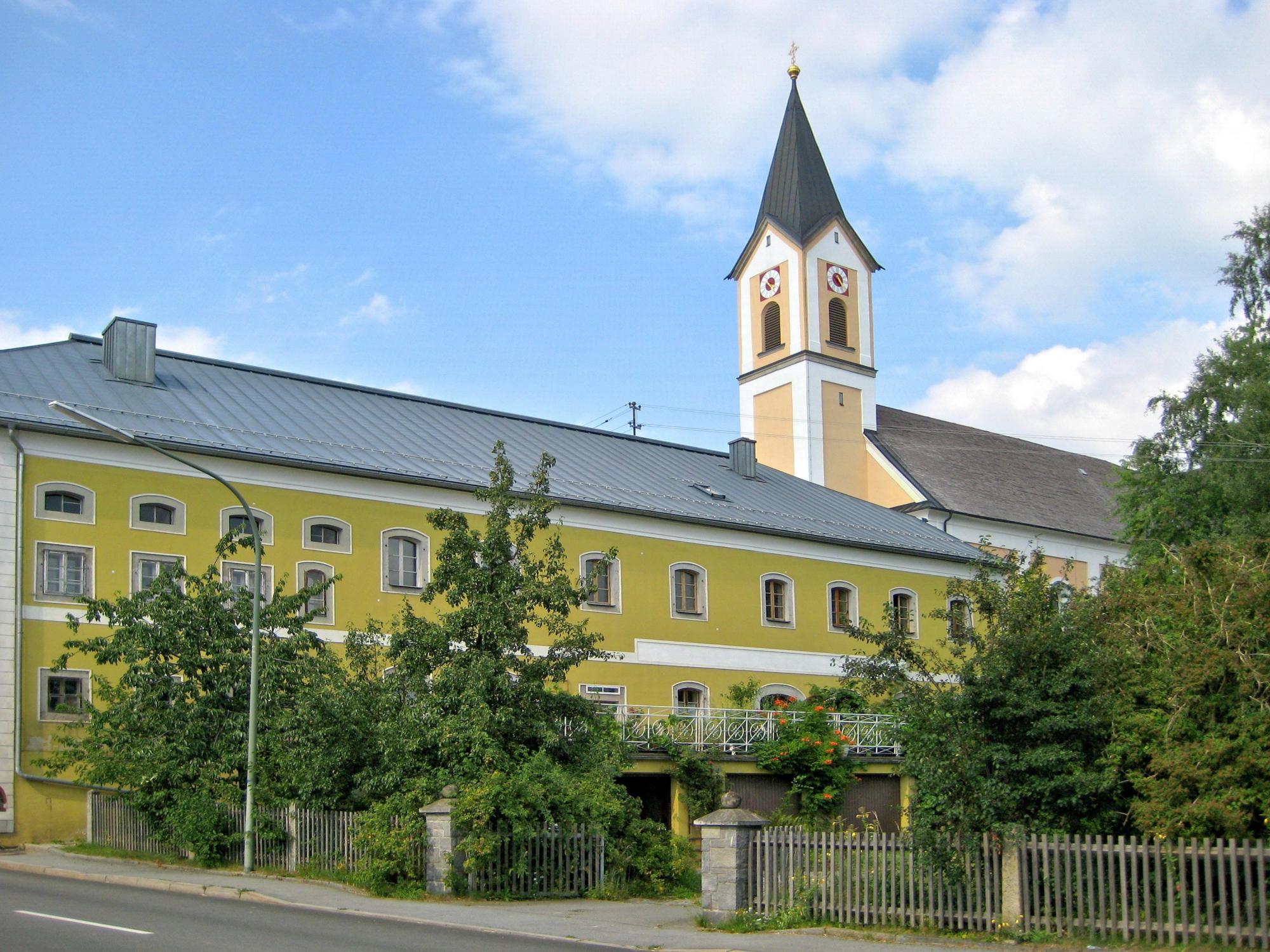 Breitenberg Kirche