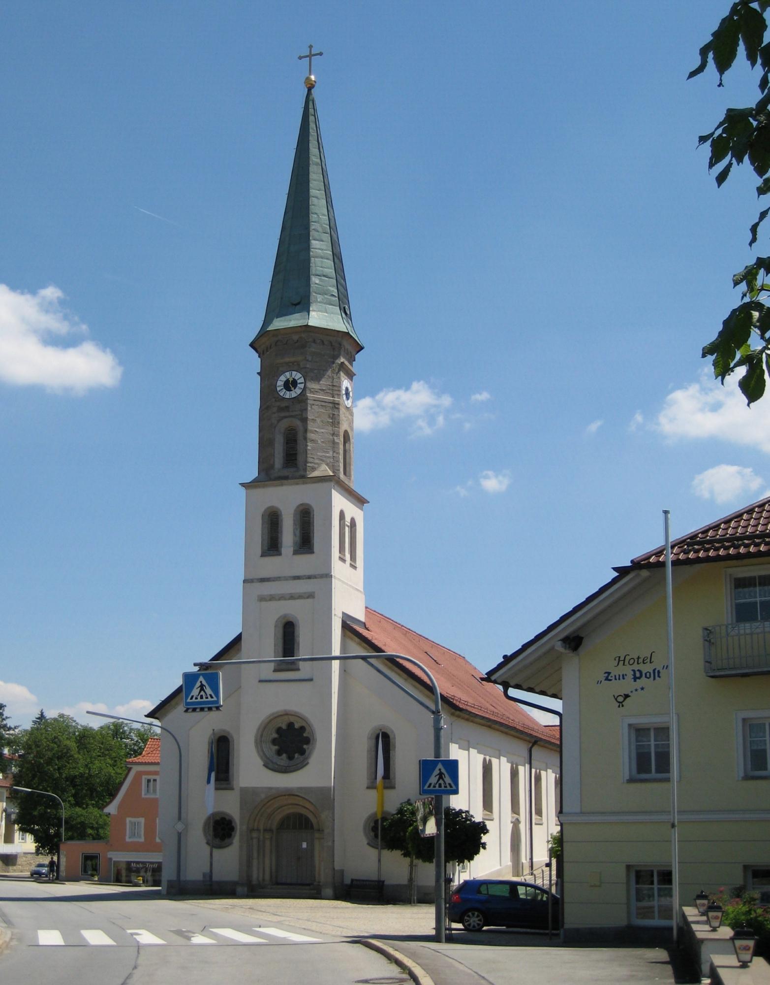 Buechlberg Kirche