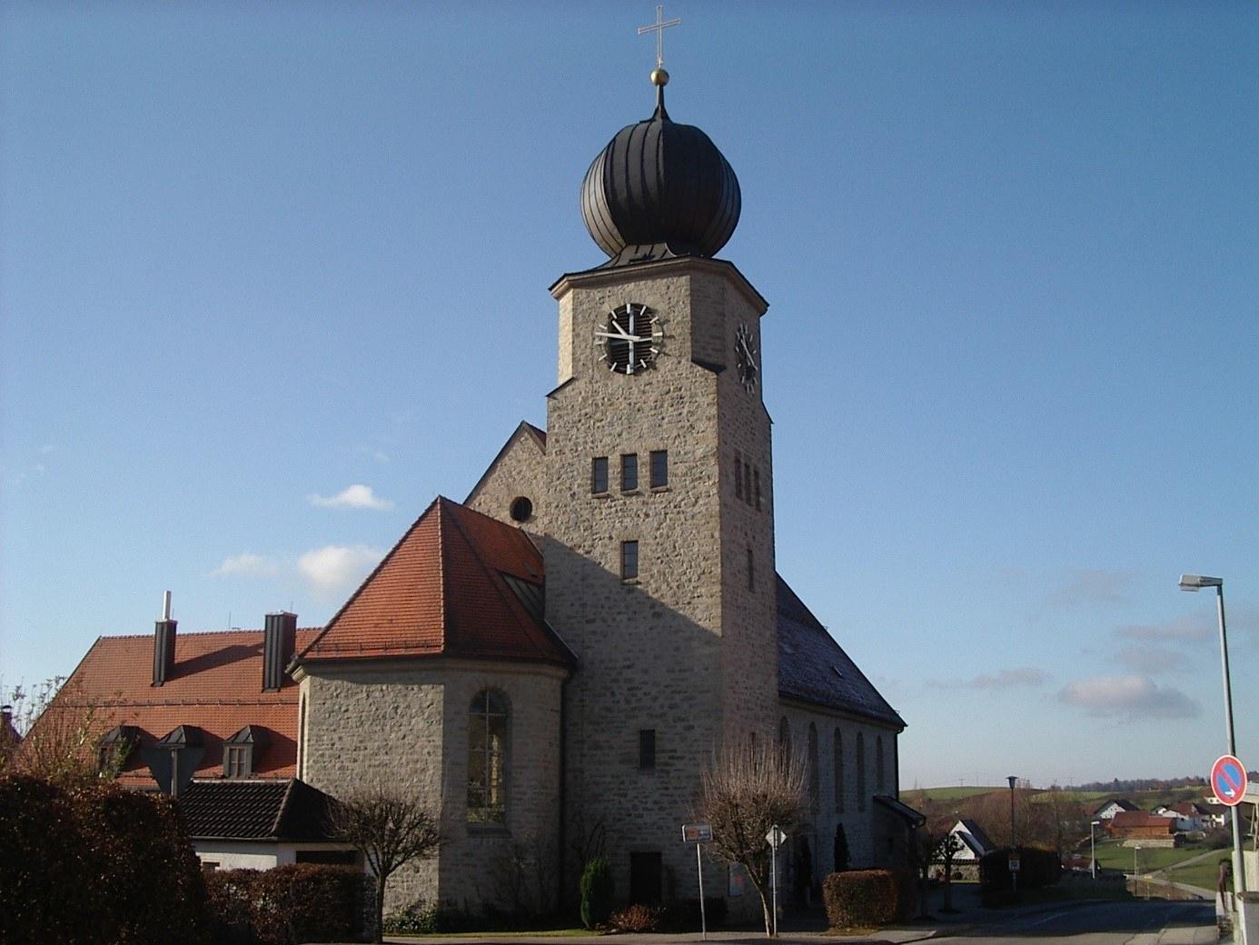 Christkönig Germansdorf