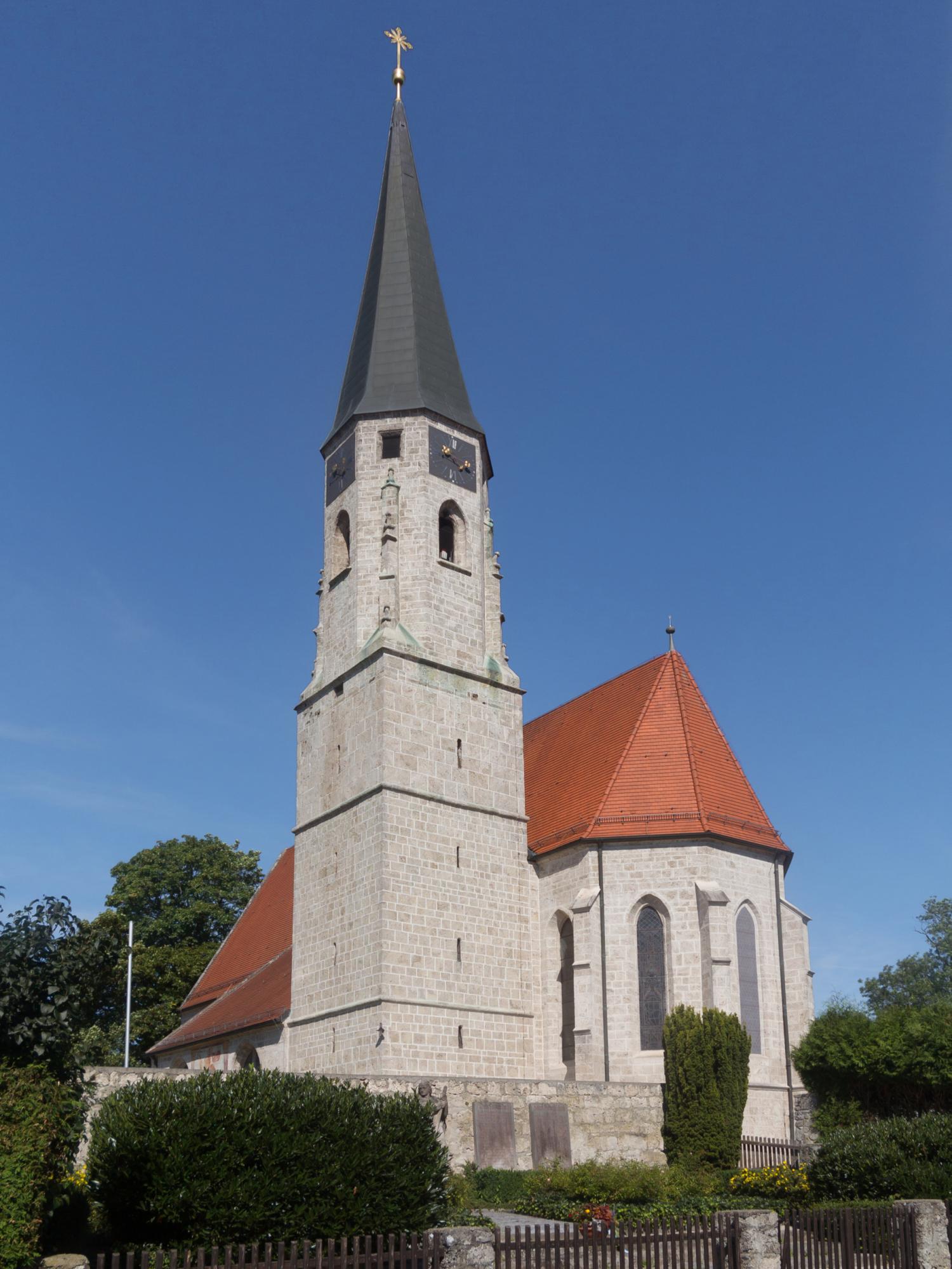 Ering2 C die Katholische Pfarrkirche Mari C3 A4 Himmelfahrt Dm D 2 77 118 7 foto3 2017 08 08 10 13