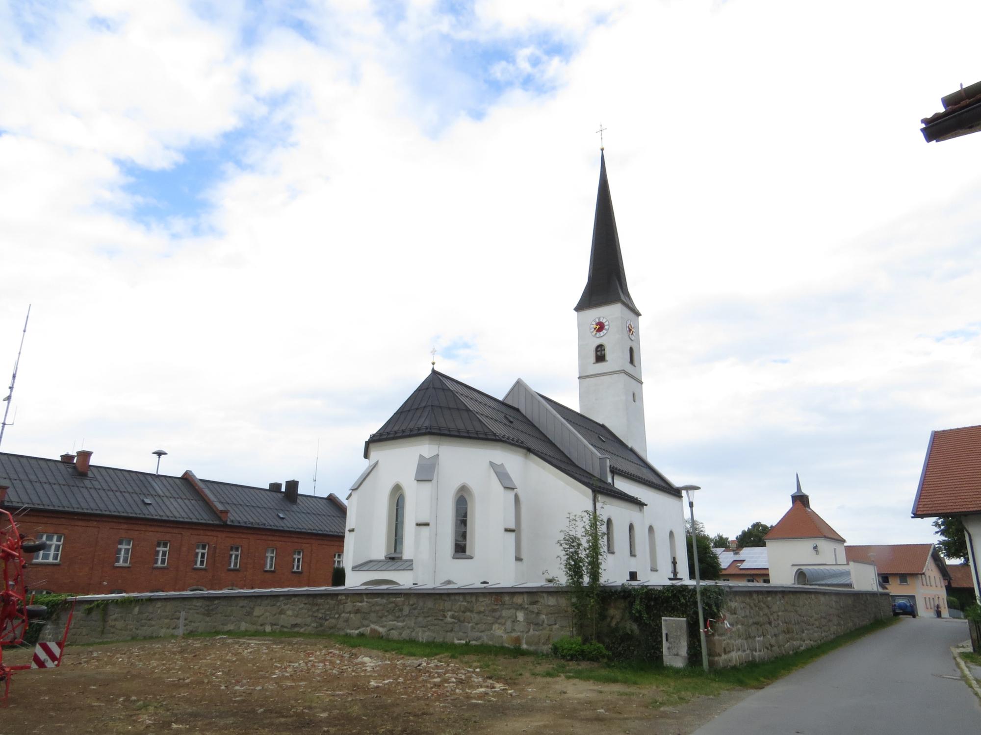 Freyung2 C FRG Kreuzberg Kirche v SO