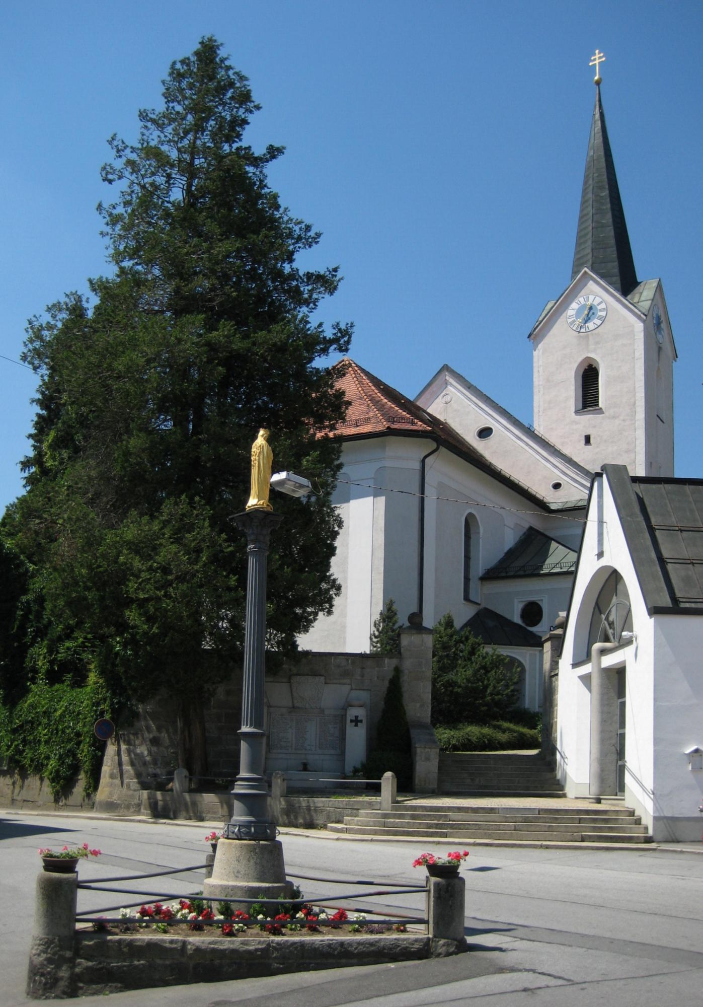Hutthurm Kirche